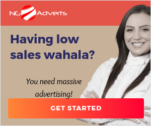 Click Here To Start Your Online Advertising On NG Adverts